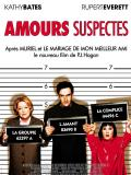 Affiche de Amours suspectes