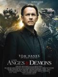 Affiche de Anges et démons