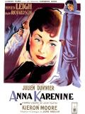 Affiche de Anna Karenina