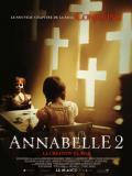 Affiche de Annabelle 2 : la Création du Mal