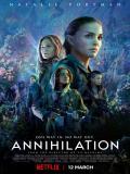 Affiche de Annihilation