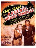 Affiche de Arsenic et Vieilles Dentelles
