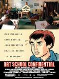 Affiche de Art School Confidential