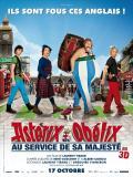 Affiche de Astérix et Obélix: Au service de sa Majesté