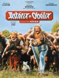 Affiche de Astérix et Obélix contre César