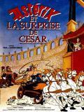 Affiche de Astérix et la surprise de César