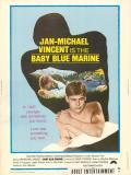 Affiche de Baby Blue marine