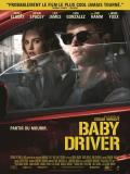 Affiche de Baby Driver