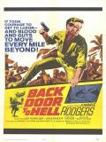 Affiche de Back Door To Hell
