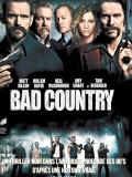 Affiche de Bad Country