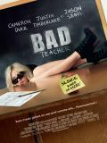 Affiche de Bad Teacher