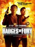 Affiche de Badge of Fury