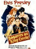 Affiche de Bagarres au King Creole