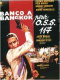 Affiche de Banco à Bangkok pour OSS 117