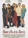 Affiche de Banco pour un crime