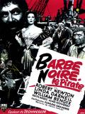 Affiche de Barbe-Noire le pirate
