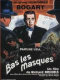 Affiche de Bas les masques