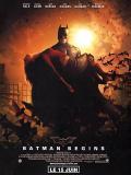 Affiche de Batman Begins