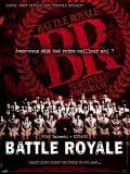 Affiche de Battle Royale