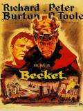 Affiche de Becket