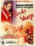 Affiche de Becky Sharp