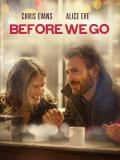 Affiche de Before We Go