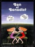 Affiche de Ben et Bénédict