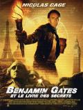 Affiche de Benjamin Gates et le livre des secrets