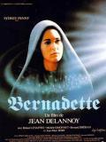 Affiche de Bernadette