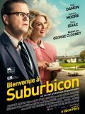 Affiche de Bienvenue à Suburbicon