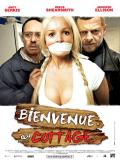 Affiche de Bienvenue au cottage