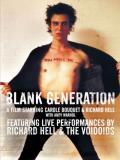 Affiche de Blank generation