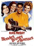 Affiche de Blondes, brunes, rousses