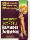 Affiche de Blondie Johnson