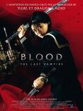 Affiche de Blood: The Last Vampire