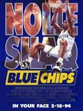 Affiche de Blue Chips