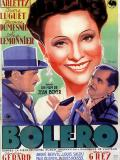 Affiche de Bolero