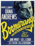 Affiche de Boomerang !