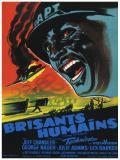 Affiche de Brisants humains