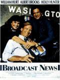 Affiche de Broadcast News