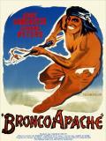 Affiche de Bronco Apache