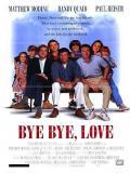 Affiche de Bye bye, love