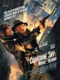 Affiche de Capitaine Sky et le monde de demain