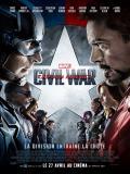Affiche de Captain America: Civil War