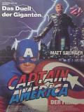 Affiche de Captain America