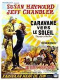 Affiche de Caravane vers le soleil