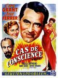 Affiche de Cas de conscience