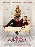 Affiche de Charlie Mortdecai