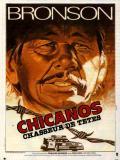 Affiche de Chicanos, chasseur de têtes