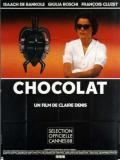 Affiche de Chocolat